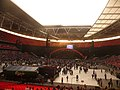 Wembley, the stadium in concert setup - geograph.org.uk - 1500411.jpg