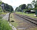 Wensley old railway station, Wensleydale Railway, North Yorkshire, England.jpg