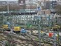 Werkzaamheden spoor Den Haag CS 23 febr 2020.jpg