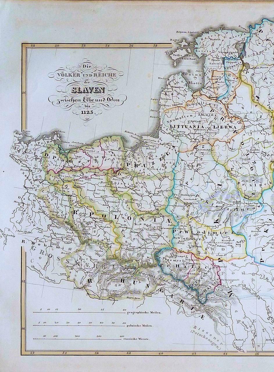 West-Slavic peoples until 1125