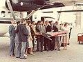 West Air Airlines dedication (5166008158).jpg