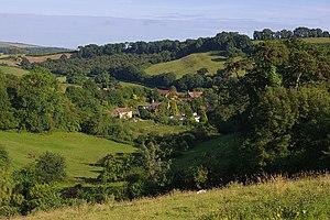 West Milton, Dorset - Image: West Milton geograph.org.uk 891937
