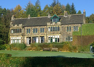Whirlow - Whirlow Brook Hall.