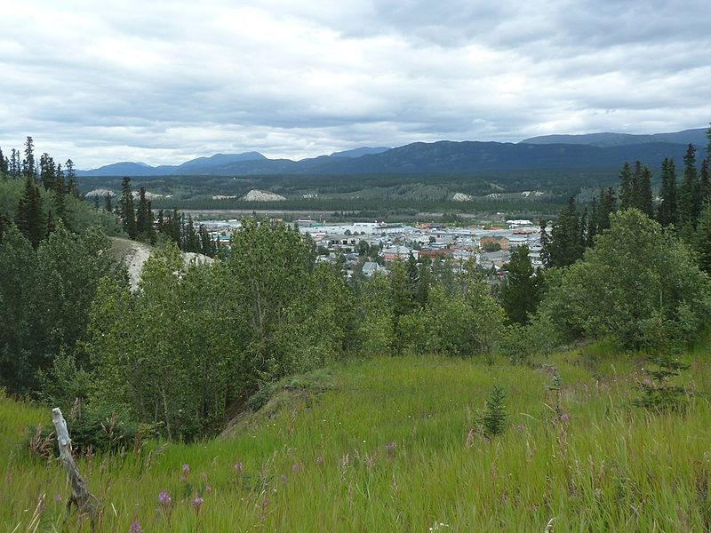 File:Whitehorse from the bluff (6000453345).jpg