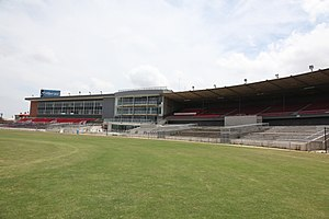 Fitzroy Bulldogs - Footscray's off-field position in the 1980s was hindered by deteriorating facilities at the Western Oval.