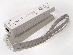 Wii Remote kun origina rimeno