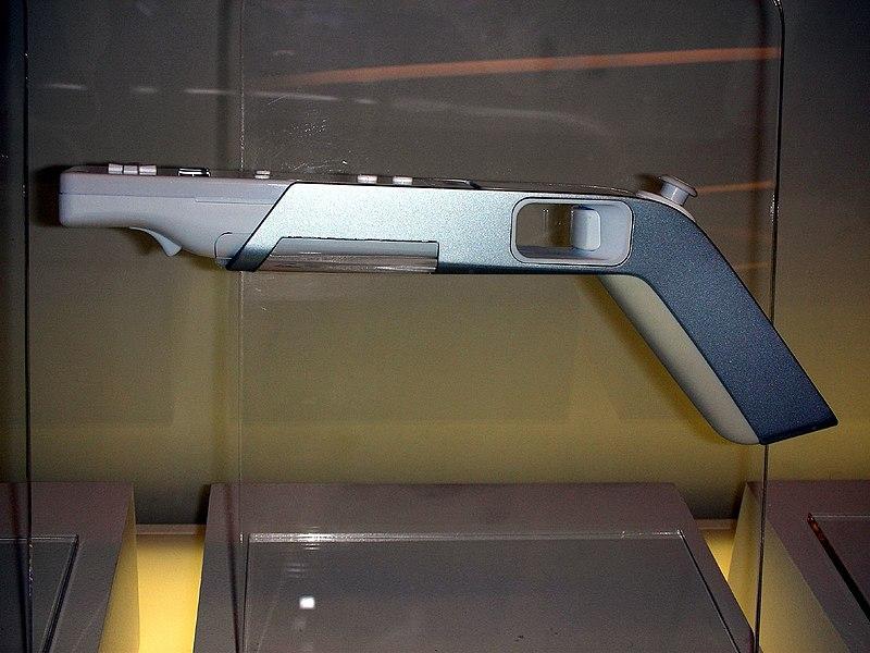 Wii Zapper E3 2006