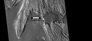 Margaritifer Terra - Image: Wiki ESP 039352 1730lighttoneddeposi t
