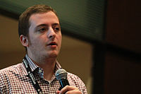 Wikimania 2015 - Joe Sutherland 13.jpg