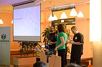 Wikimedia Hackathon Vienna 2017-05-19 opening 02.jpg