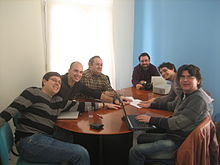 Wikipedia Ten Anniversary in Valencia.jpg