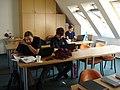 Wikipedisté ve Vědecké knihovně Olomouc 3.jpg