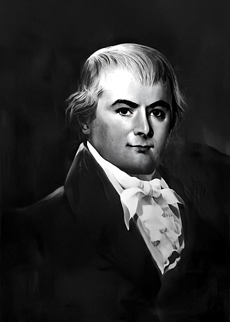 William Montgomery (Pennsylvania) - William Montgomery-One of the founders of Danville, Pennsylvania. Circa 1798