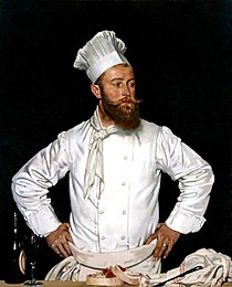 William Orpen Le Chef de l'Hôtel Chatham, Paris.jpg