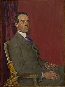 William Orpen Robert Sterling Clark.jpg