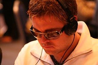 William Thorson - Thorson at EPT Grand Final, Monte Carlo, 2008