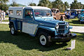 Willys Pickup 1963 RSideFront Lake Mirror Cassic 16Oct2010 (14897010713).jpg