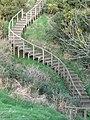 Winding steps - geograph.org.uk - 92739.jpg