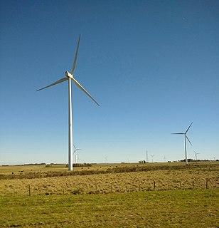 Energy in Uruguay