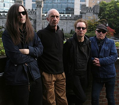 Picture of a band or musician: Wire