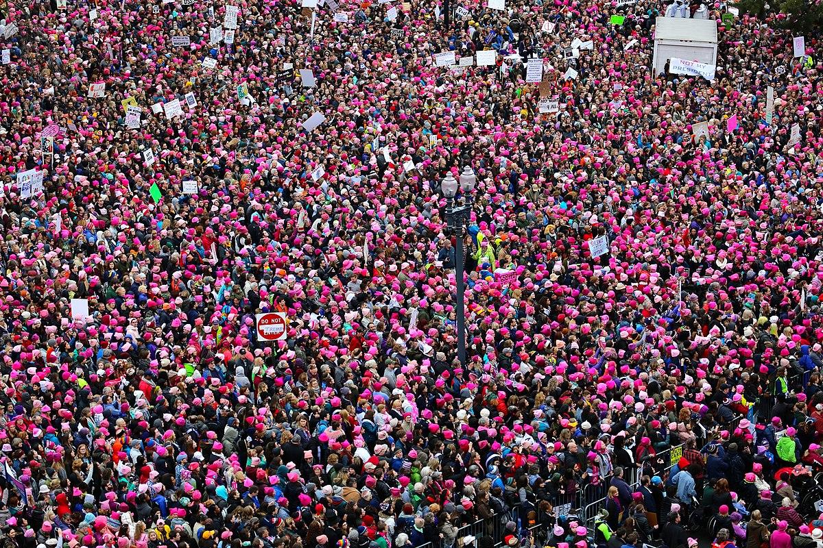 File Women S March 2017 01 12 Jpg Wikimedia Commons