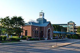 Woodbridge, Virginia Railway Station.jpg