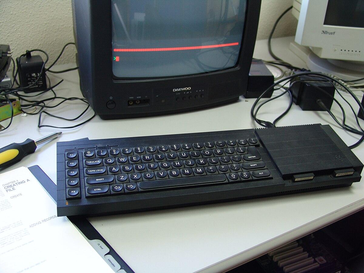 Sinclair Ql Wikipedia
