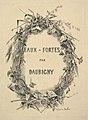 "Wreath of Wildflowers, title for ""Eaux-Fortes par Daubigny"" MET DP822231.jpg"