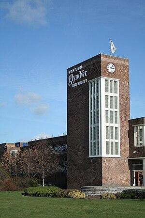 Wrexham Glyndŵr University - Image: Wrexham Glyndwr University