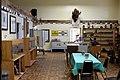 Wright Centennial Museum interior in Wright, Wyoming (1).jpg