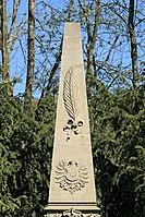 Wuppertal - Beyenburger Freiheit - Kriegerdenkmal 02 ies.jpg