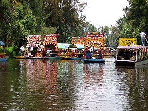 Xochimilco-Park