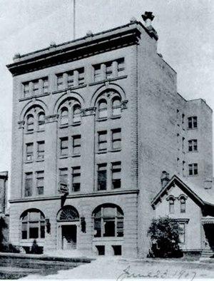 Elizabeth Plankinton - Image: YWCA, Milwaukee, 1907