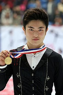 Yan Han (figure skater) Chinese figure skater