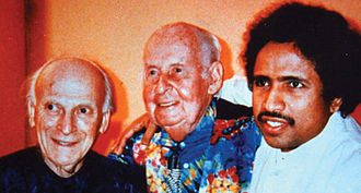 L. Subramaniam - Yehudi Menuhin, Stephane Grappelli and L. Subramaniam