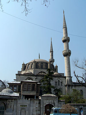 Yeni Valide Mosque-2