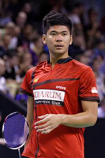 Praveen Jordan Indonesian badminton player