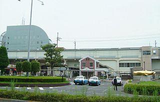 Yoshikawa Station (Saitama) Railway station in Yoshikawa, Saitama Prefecture, Japan
