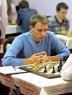 Yuriy Kryvoruchko Ukrainian chess player