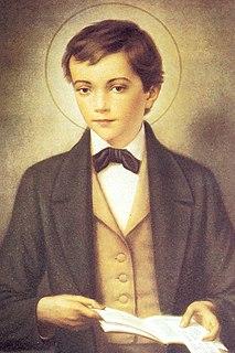 Dominic Savio Italian saint
