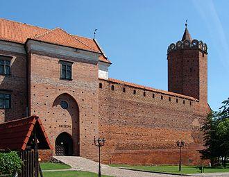 Łęczyca - Łęczyca Castle