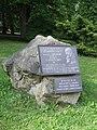 Zamenhof Gedenkstein Franzensbad.jpg