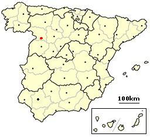 Zamora Spain location.png