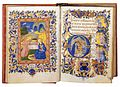 Zanobi Strozzi - Book of Hours for the Use of Rome (Folios 14v-15r) - WGA21934.jpg