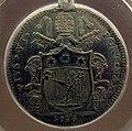 Zecca bolognese, moneta in argento del 1795, da s.piero in mercato.JPG