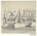 Zeeslag bij Terheide, 10 augustus 1653 (linkerblad), RP-T-00-400.jpg