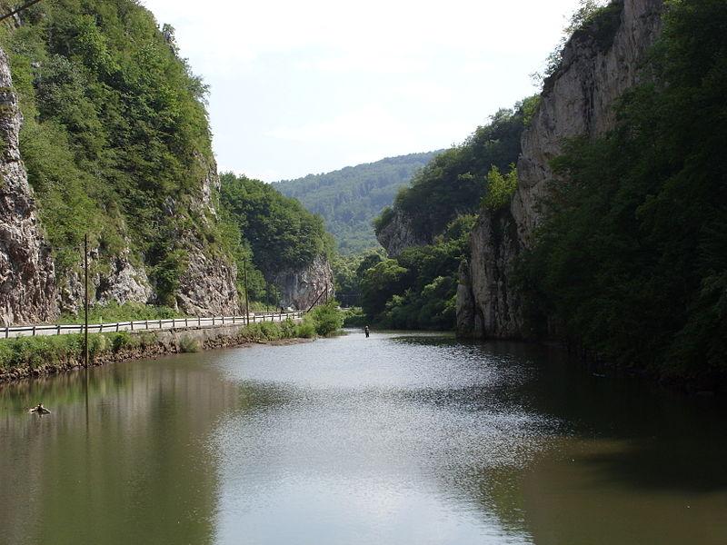 File:Zeljeznica River near Sarajevo.JPG
