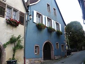 Restaurant Rue Fontaine