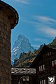 Zermatt, North-east side of Matterhorn (5065226918).jpg