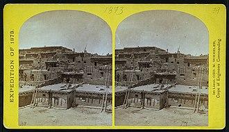 Zuni Pueblo, New Mexico - Image: Zuni Pueblo